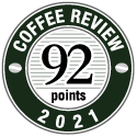 Coffee Review 92 Point Coffee